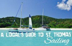 A Local's Guide to St. Thomas Sailing