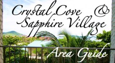 Crystal Cove and Sapphire Village: Area Guide