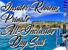Insider Review : Private All Inclusive Day Sail