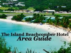 The Island Beachcomber Hotel: Area Guide