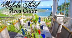 Mafolie Hotel: Area Guide