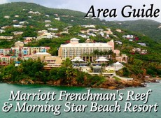 Marriott Frenchman's Reef and Morning Star Beach Resort Area Guide