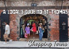 A Local's Guide to St. Thomas: Shopping Tours