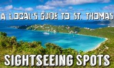 A Local's Guide to St. Thomas: Sightseeing Spots