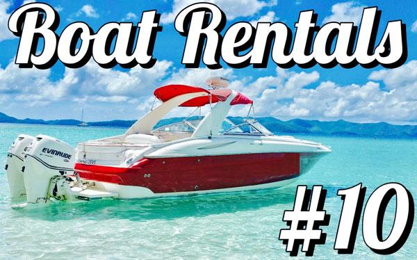 St Thomas Boat Rentals