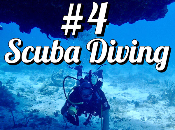 St Thomas Scuba Diving