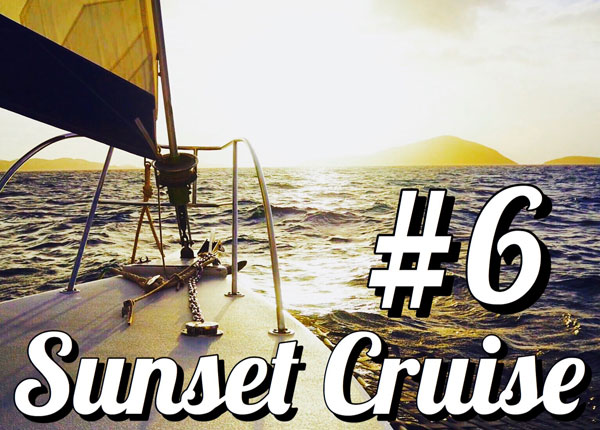 Romantic St Thomas Sunset Cruise