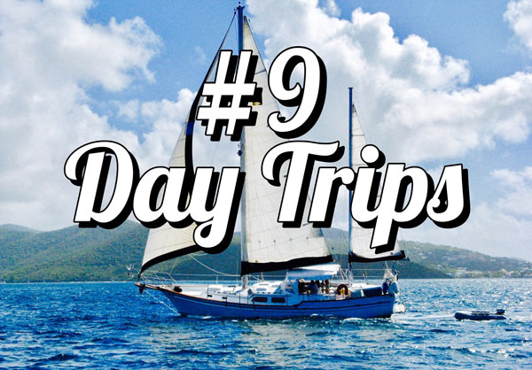St Thomas Day Trips to St John or Jost Van Dyke