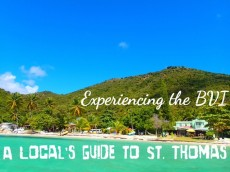 A Local's Guide to St. Thomas: Experiencing the British Virgin Islands