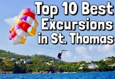 Top 10 Best Excursions in St Thomas