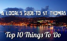 Top 10 Things to Do in St Thomas