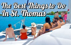 The Best Things to Do in St. Thomas