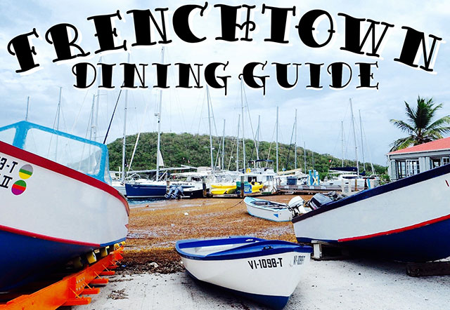 St Thomas: Frenchtown Restaurant Guide