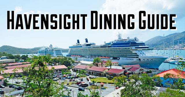 St Thomas: Havensight Restaurant Guide