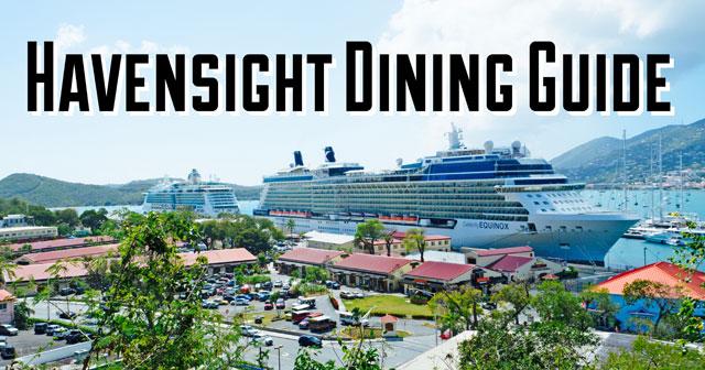 St Thomas: Havensight Restaurant Guide