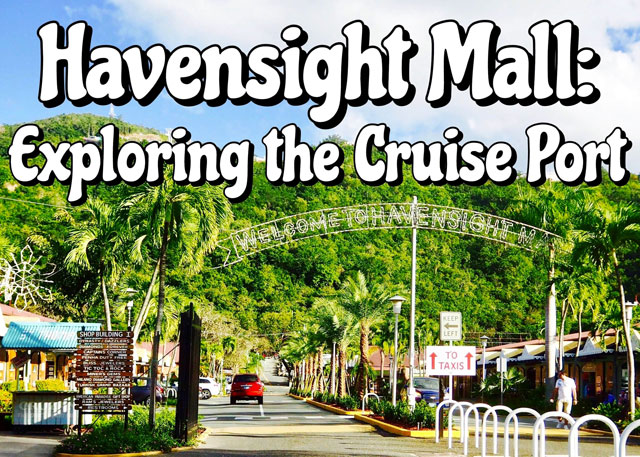 Havensight Mall: Exploring the Cruise Port