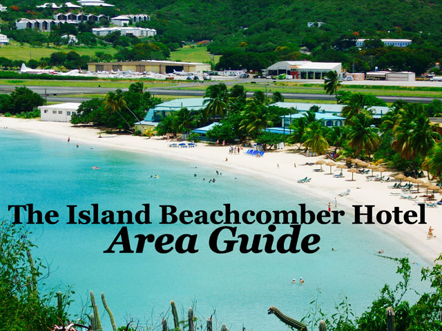 The Island Beachcomber Hotel: Area Guide