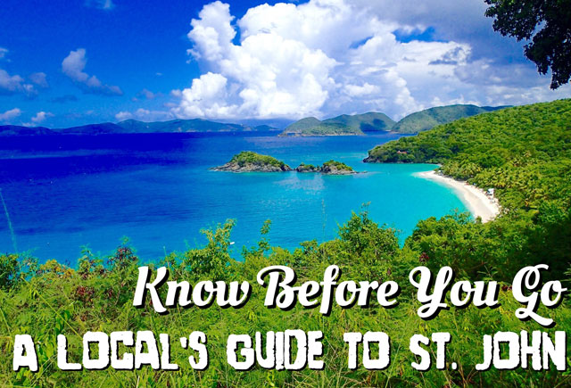 St. John Vacation: Know Before You Go