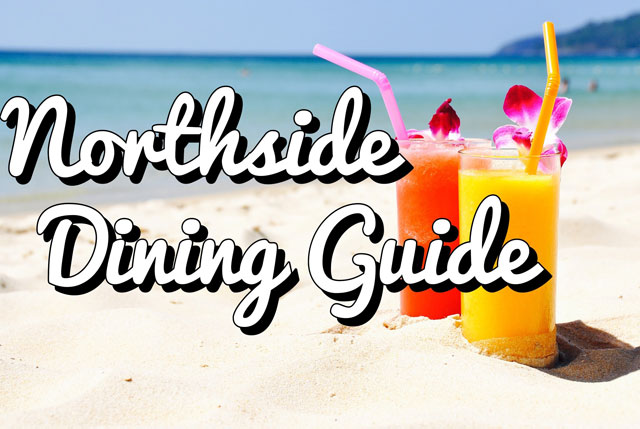 St Thomas: Northside Restaurant Guide