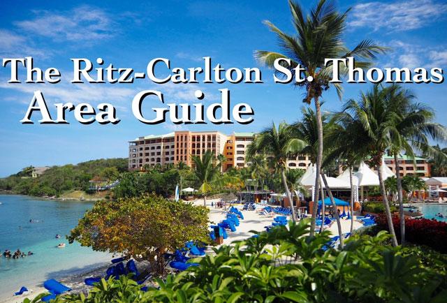 The Ritz Carlton St. Thomas Area Guide