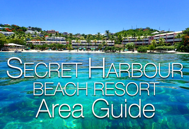 Secret Harbour Beach Resort St Thomas Area Guide