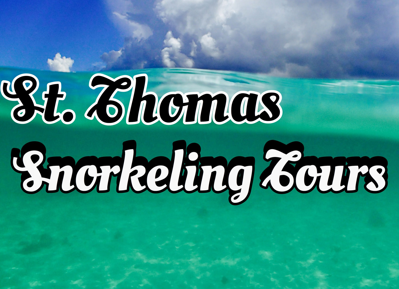 St. Thomas Snorkeling Tours