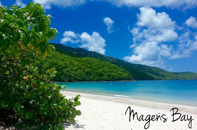 Magens Bay is one of the Top 10 Beaches in the world