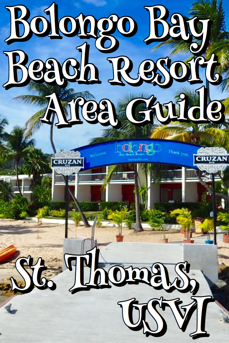 Bolongo Bay Beach Resort Area Guide