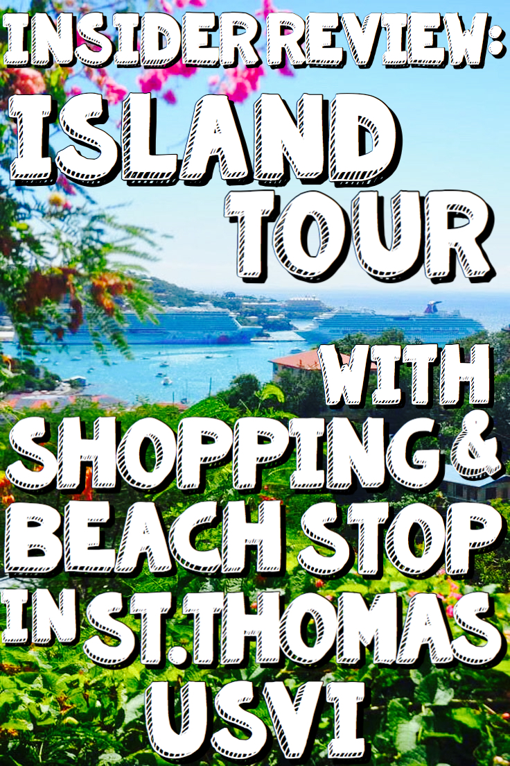 Insider Review: Island Tour With Shopping & Beach Stop in St. Thomas
