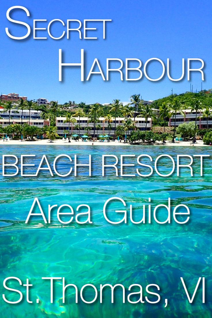 Secret Harbour Beach Resort St Thomas Area Guide