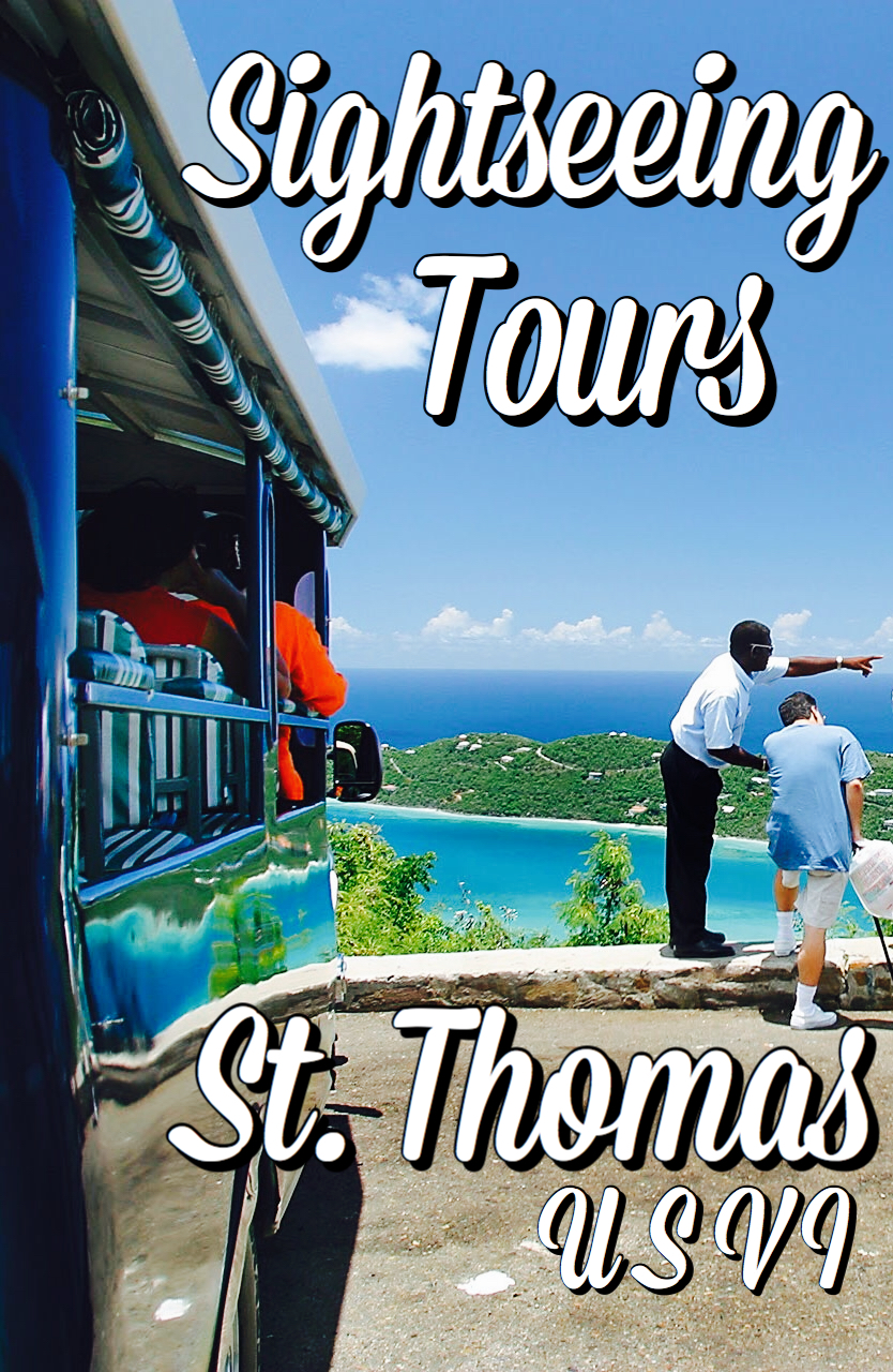 A Local's Guide to St. Thomas: Sightseeing Tours