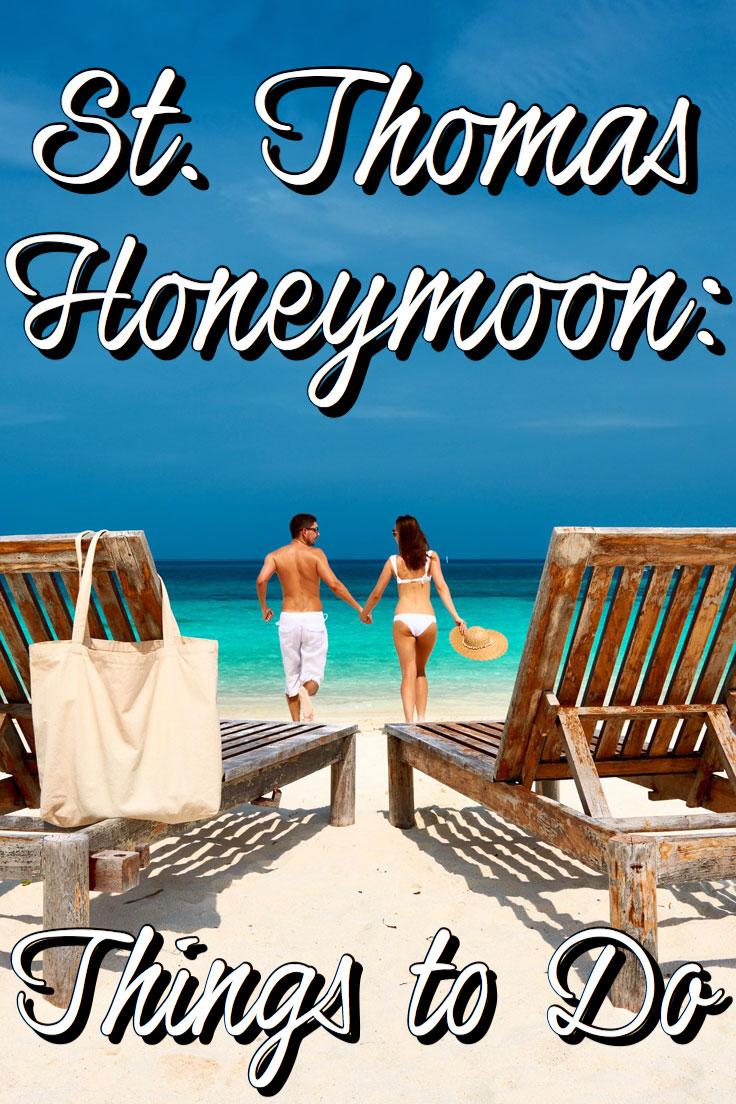 St Thomas Honeymoon : Things To Do