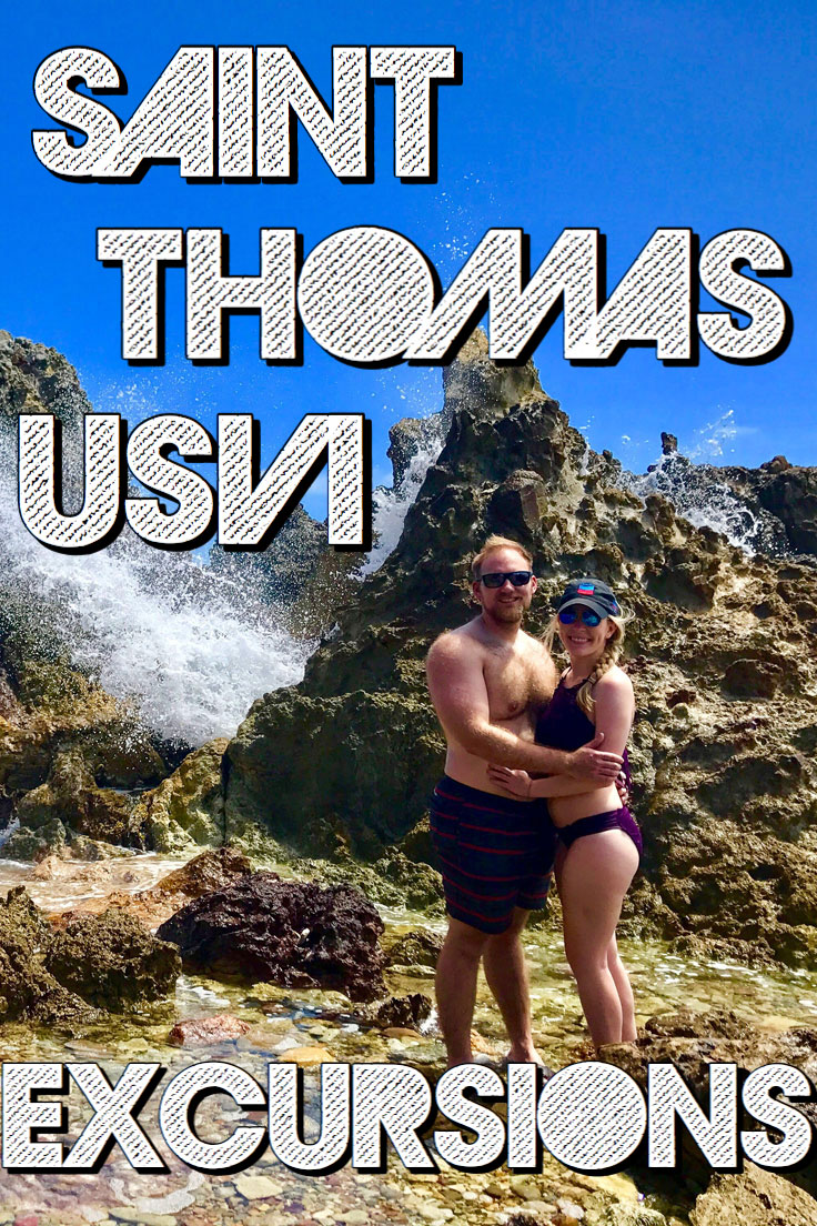St Thomas USVI Excursions