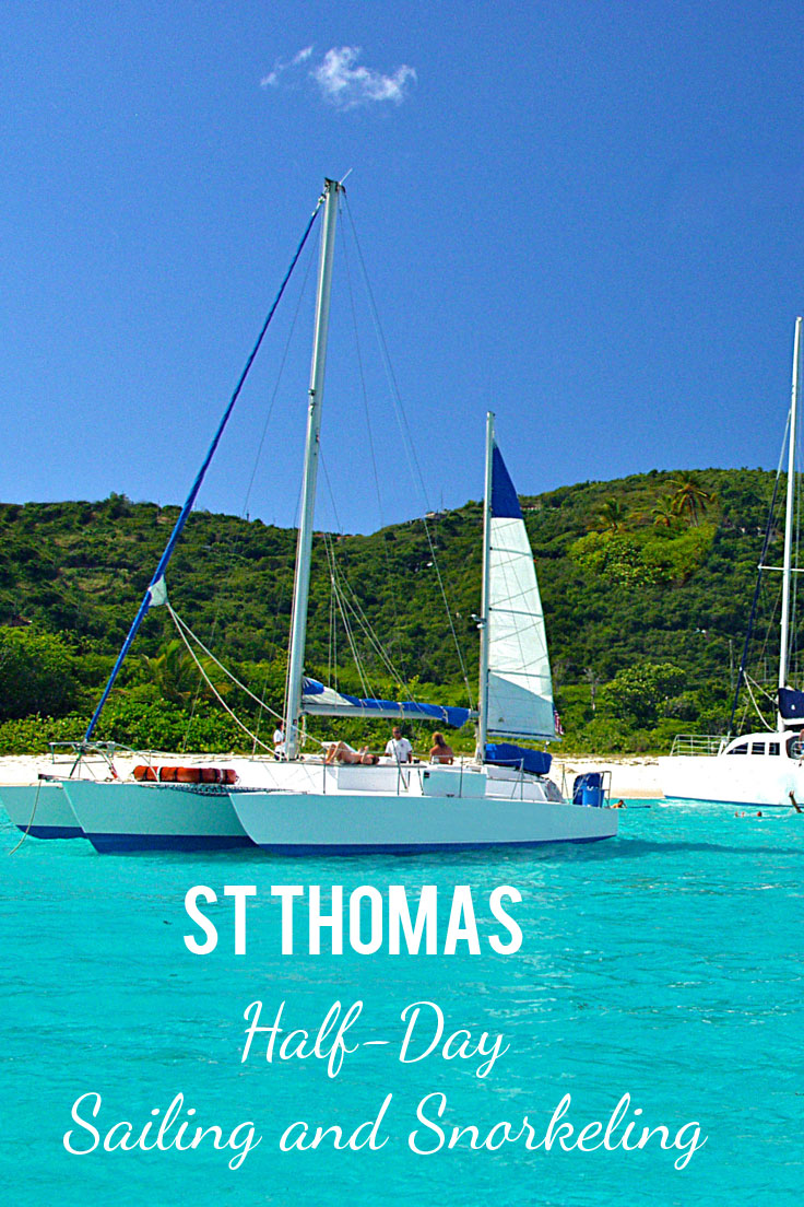 Half-Day Snorkeling and Sailing Tours in St. Thomas