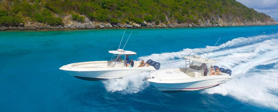 Private 35ft Boat Charter - Full Day