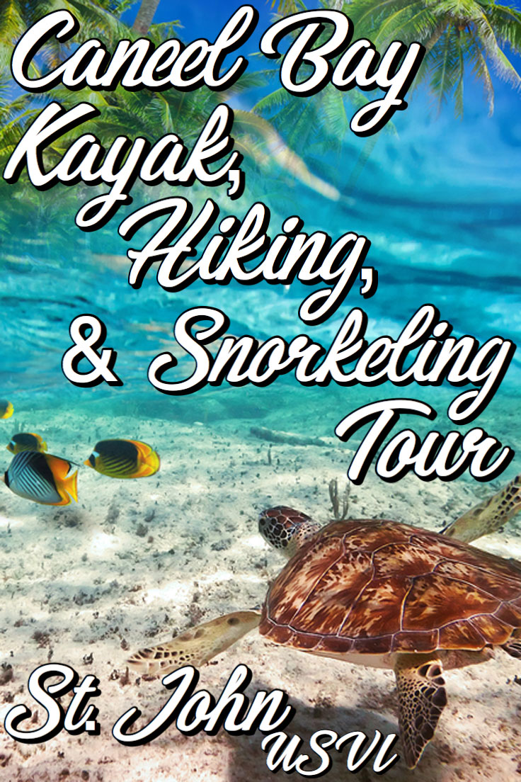 Caneel Bay St. John Kayak, Hiking, and Snorkeling Tours