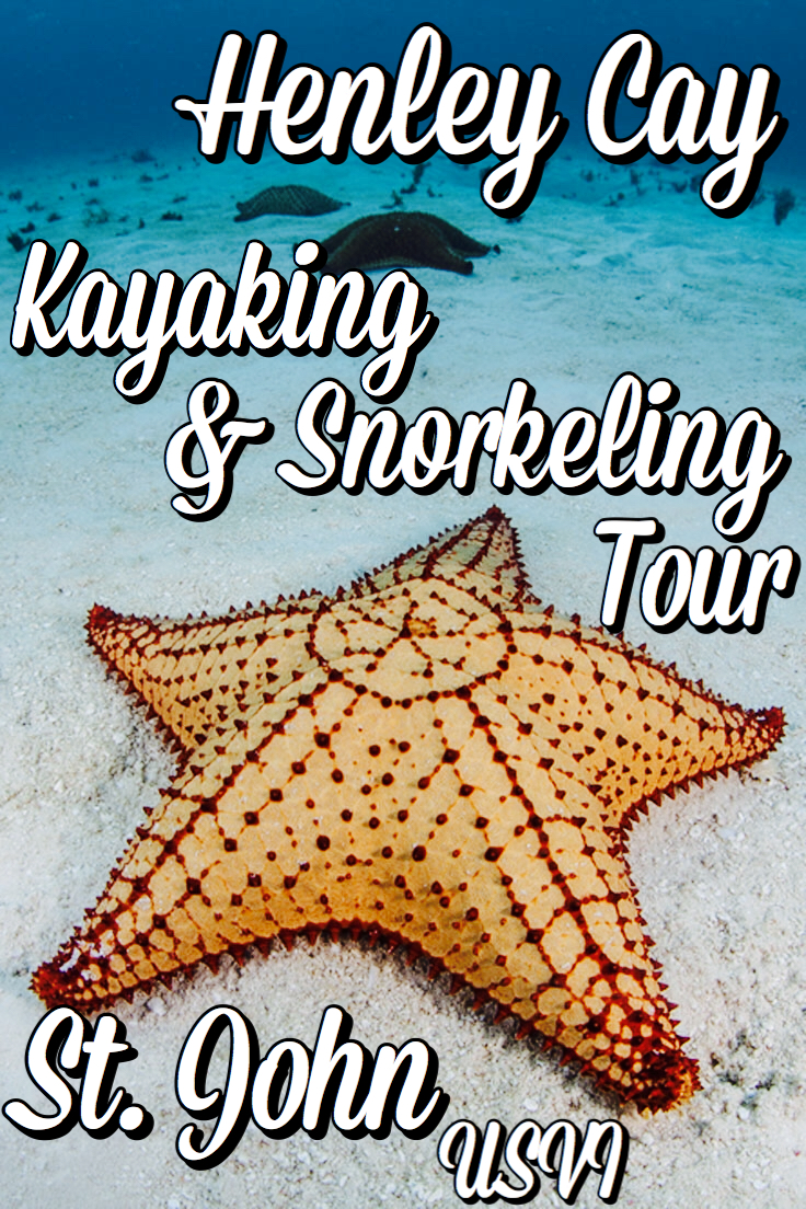 Henley Cay St. John Kayaking and Snorkeling Tours