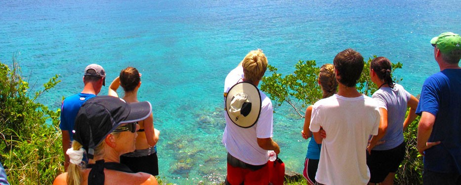 St. John Eco Hiking and Snorkeling Tours