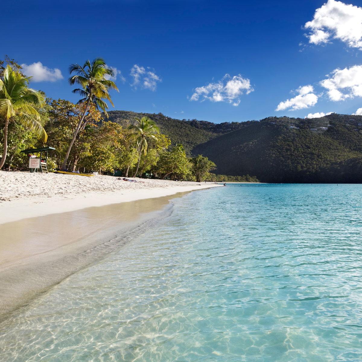 Private Island Beaches: St. Thomas Beach Hopping Private Tour