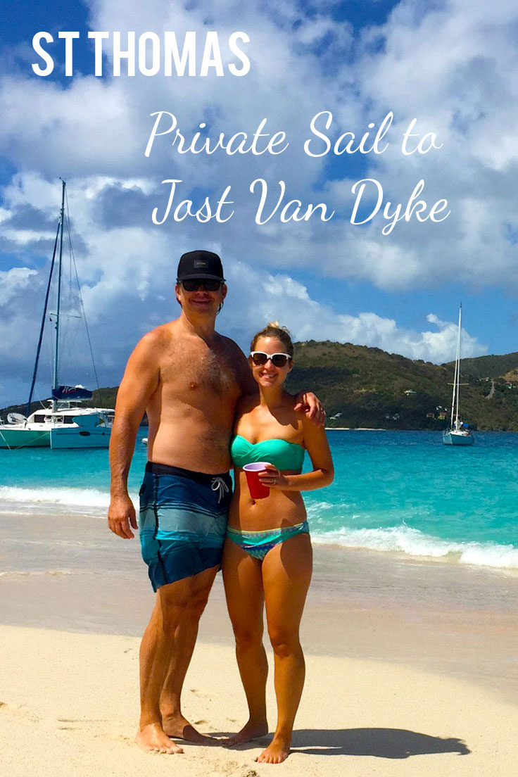 Private Sail to Jost Van Dyke- Full Day