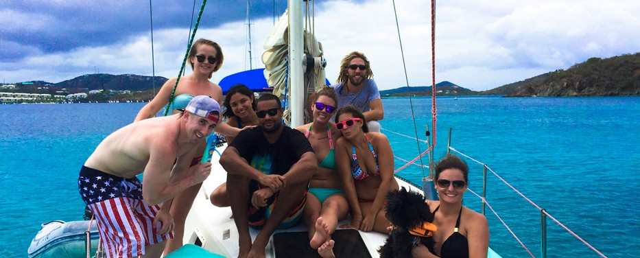 All-Inclusive Private Full Day Sailing Tour - St Thomas and St John