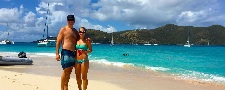 Private Sailing Tour from St Thomas to Jost Van Dyke - Boat Rental