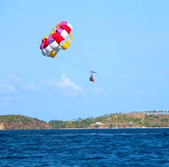 Parasailing St. Thomas, U.S. Virgin Islands