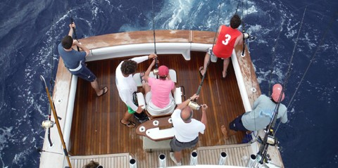 Cruise-Friendly St Thomas Fishing Charter - 4 Hours
