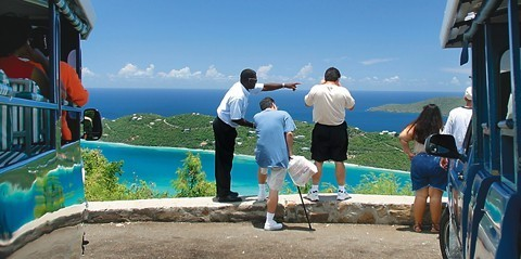 4.5 Hour St Thomas Private Tour with Certified Guide