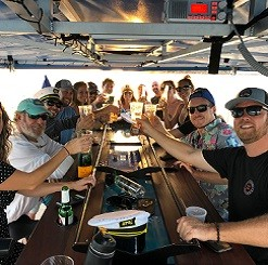 St Thomas Boat Rental - Cycleboat Escapade