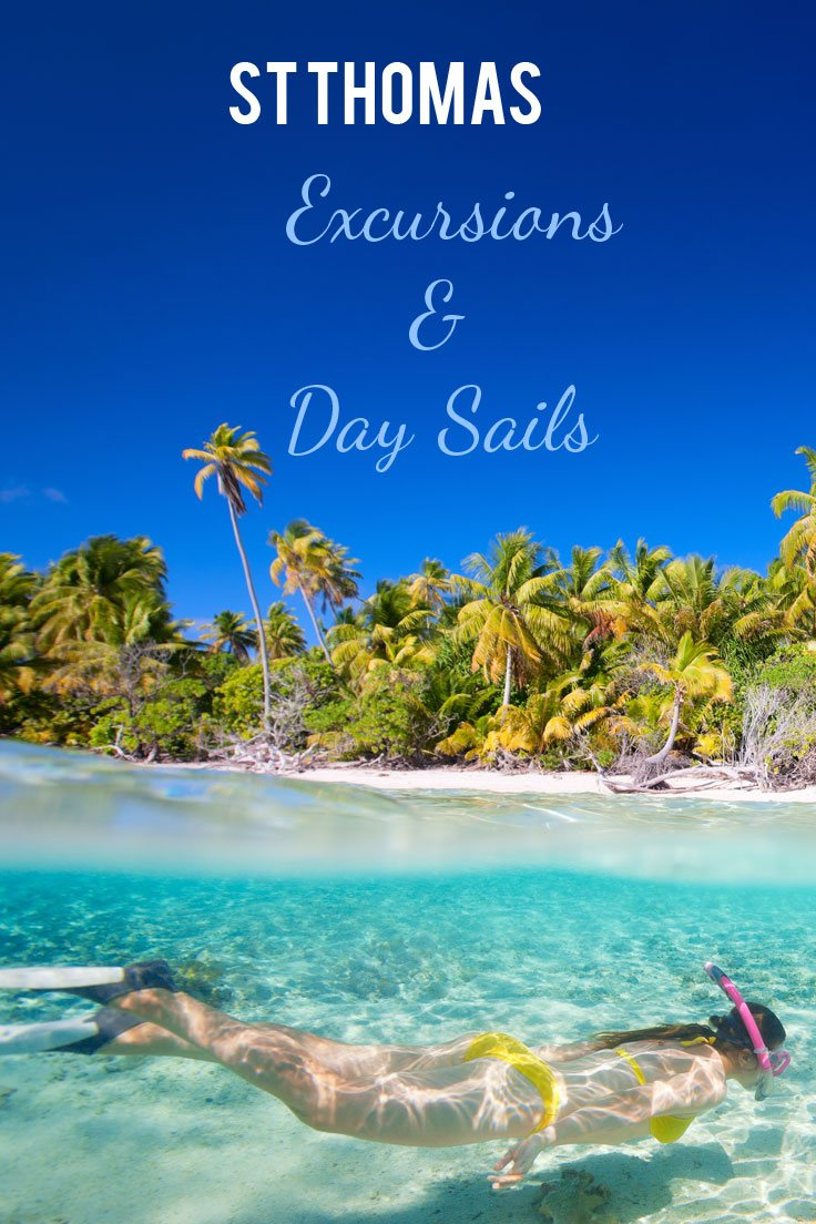 St Thomas Excursions & Day Trips