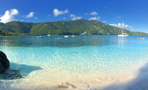St Thomas Beaches