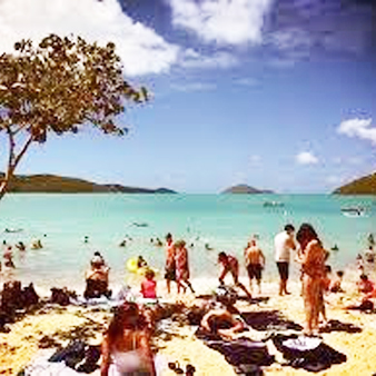 St. Thomas Beaches